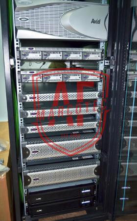 Marcotec Avid instalation for TRM